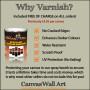 Why Varnish Canvas Prints